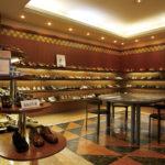 ダイナス製靴株式会ショールーム。