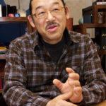 社長の長谷川博司氏は、祖父の代から続く袋物屋で育った。