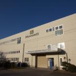 埼玉県にあるモノーロの国内工場。