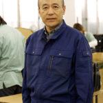新商品の企画開発を一手に担う中野正浩さん(50歳)。この道20年を超えるベテランだ。