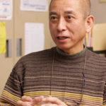 長の成島和義氏(56歳)は、2年半ほど問屋で流通の経験を積んだ後に、成島製帽に入社した。