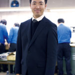 現社長の長男に当たる山田大輔課長は、「ヤマダイズム」の継承に取り組んでいる。