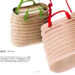 LET PLEATS –TOTE BAG-